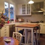 Kitchen renovation at forbes street