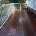 Stairs and decking