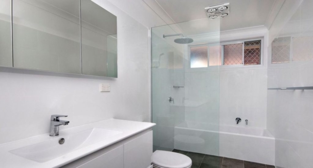 Mayfiel bathroom renovation