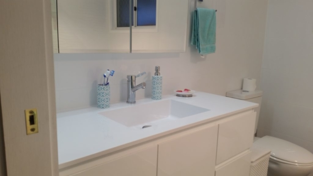 Bathroom Renovation at Carbora Close Maryland