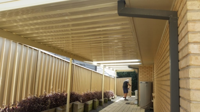 Awning Addition to Home on Minmi Rd Wallsend Newcastle