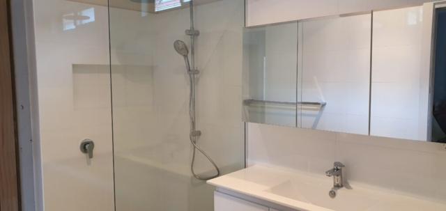 modern bathroom renovation in cardiff  bathroom makeover